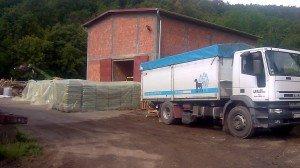 Transport peleta od fabrike do kućne adrese po centralnoj Srbiji i Beogradu